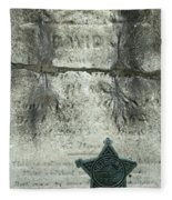 War Of 1812 Veteran Fleece Blanket