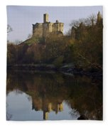 Warkworth Castle Fleece Blanket