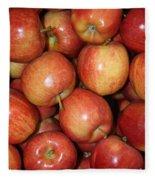 Washington Apples Fleece Blanket