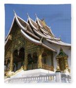 Wat Sen II Fleece Blanket