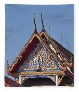 Wat Thewarat Kunchorn Gable Dthb286 Fleece Blanket