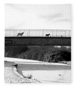 Watch Dogs Fleece Blanket