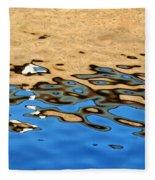 Water Art Fleece Blanket
