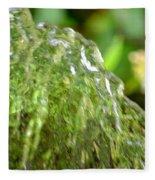 Water Shell Fleece Blanket