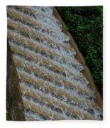 Water Steps 1 Fleece Blanket