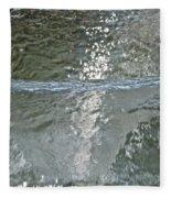 Water Wall Fleece Blanket