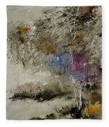 Watercolor 110122 Fleece Blanket