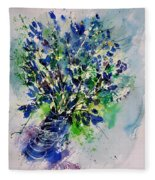 Watercolor 110190 Fleece Blanket