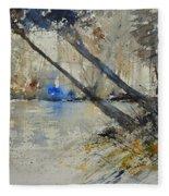 Watercolor 119080 Fleece Blanket