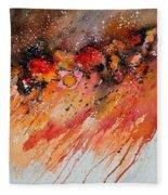 Watercolor 212022 Fleece Blanket