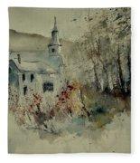 Watercolor 212082 Fleece Blanket