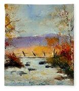 Watercolor 212092 Fleece Blanket