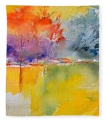 Watercolor 2125632 Fleece Blanket
