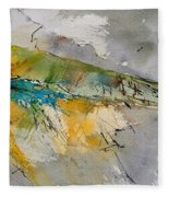 Watercolor 213001 Fleece Blanket