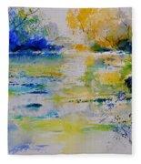 Watercolor 217082 Fleece Blanket