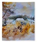 Watercolor 219003 Fleece Blanket