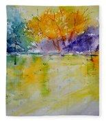 Watercolor 219041 Fleece Blanket