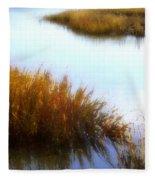 Watercolours 141 Fleece Blanket