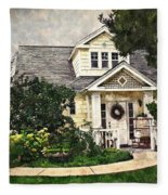 Watson Home Fleece Blanket