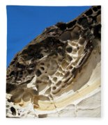 Weathered Sandstone Fleece Blanket