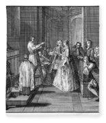 Wedding, C1730 Fleece Blanket