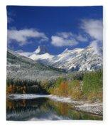 Wedge Pond Fleece Blanket