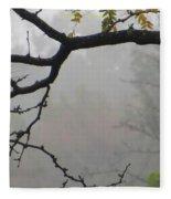 Wednesday Mist Fleece Blanket