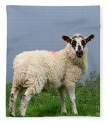 Wensleydale Lamb Fleece Blanket