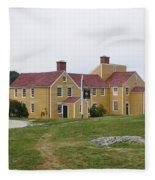 Wentworth Coolidge Mansion Wcmp Fleece Blanket
