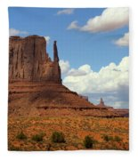 West Mitten Butte Fleece Blanket