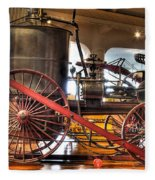 Westinghouse Engine Dearborn Mi Fleece Blanket
