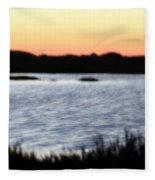 Wetland Fleece Blanket