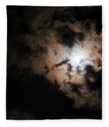 What A Strange Magic Fleece Blanket