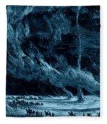Whirlwinds 1873 Fleece Blanket
