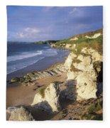 White Rocks Beach, Between Portrush & Fleece Blanket
