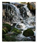 Wild Water Fleece Blanket
