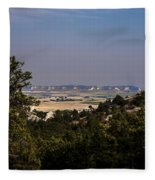 Wildcat Hills View Fleece Blanket