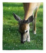 Wildlife Beauty Fleece Blanket