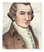 William Bradford (1722-1791) Fleece Blanket