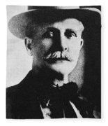 William M. Tilghman Fleece Blanket