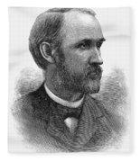 William Miller (1840-1917) Fleece Blanket