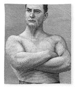 William Muldoon (1852-1933) Fleece Blanket