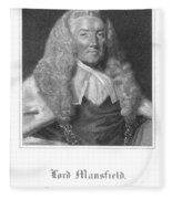 William Murray (1705-1793) Fleece Blanket