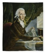 William Pitt (1759-1806) Fleece Blanket
