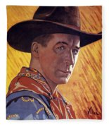 William Surrey Hart Fleece Blanket