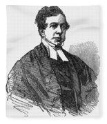 William Webb Ellis Fleece Blanket