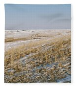 Wind Swept Fleece Blanket