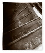 Winding Staircase Fleece Blanket