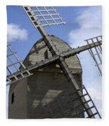 Windmill 10 Fleece Blanket
