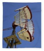 Windmill 8 Fleece Blanket